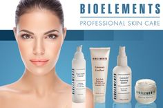Have dry skin that appears fragile, shows fine lines, or appears flaky? Bioelements Skin Care offers essential products for very dry skin! Moisture Positive Cleanser that is constructed of natural plant extracts. The Power Peptide has renewing peptides. The Really Rich Moisture is an ultra-emollient creme for very dry skin. Bioelements also offers a SPF 50 FaceScreen that is anti-agingUV protection. The sleepwear smooths and firm your skin with calcium!