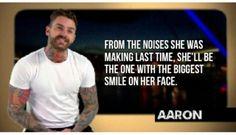 Aaron geordie shore quotes