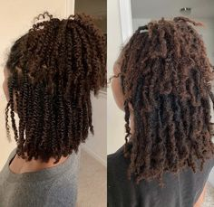 Short Locs Hairstyles, Pretty Hairstyles, Curly Hair Styles, Natural Hair Styles, Beautiful Dreadlocks, Hair Inspiration, Hair Inspo, Natural Hair Journey, Aesthetic Hair