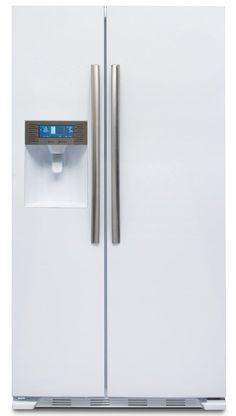 Caple CAFF205WH Side-by-Side Fridge Freezer