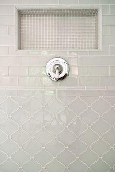 Arabesque Tiles - LOVE them!