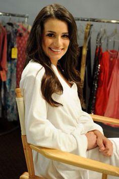Lea Michele dove commercial