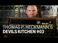 EDP WASP SYNTH PRESENTED BY THOMAS P. HECKMANN - YouTube