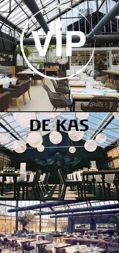 VIP Dinner at De Kas: Not only will this VIP experience provide you with a specialty, handcrafted meal served in beautiful natural surroundings, but it will be designed by you! Venture into the gardens of the Restaurant & Nursery De Kas to pick your own vegetables and one of their chefs will prepare your fresh seasonal ingredients to be served on the spot: http://www.restaurantdekas.nl/