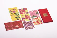 SOGO 30th Anniversary Red Packets Design by Ken Lo