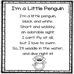 Penguin Poem