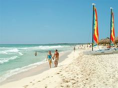 Playa Del Carmen has terrific beaches. Get yourself to this Mexican slice of paradise!