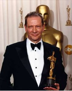Chris Cooper won the Academy Award for Best Supporting Actor for Adaptation in 2002.
