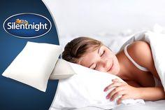 2 Silentnight Hollowfibre Pillows