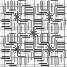 барджелло вышивка схема 1