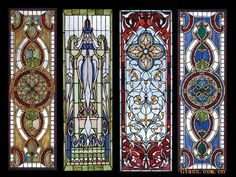 folding screen stained glass - Buscar con Google Mirror Art, Mirrors, Glass Paint, Stained Glass Patterns, Stained Glass Windows, Tiffany, Sticker, Decorations, Glasses