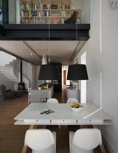 The Shaker in a design by Ola Wolczyk Architekt. Krakow, Poland.