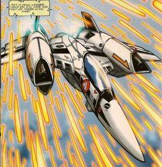 fanpop robotech pictures   YF-4 Lightning III - robotech Photo