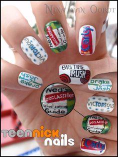 Weenie and nick nail
