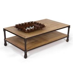 #table #gohome Williamsburg Coffee Table from Go Home - 13211