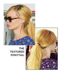 From runway-worthy updos to two-minute tweaks, here are our favorite ponytail styles for summer