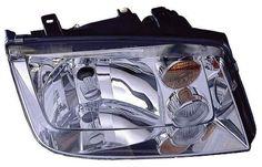2002-2005 Volkswagen Jetta Headlamp RH