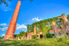 10 Abandoned Places In Louisiana That Nature Is Reclaiming