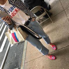 "PARKER THATCH on Instagram: ""All my faves... together @sleepyjones love my shirts"" Sleepy Jones, Fashion Books, Baggage, Thrifting, Spring Summer, My Love, Irene, Jute, Shirts"