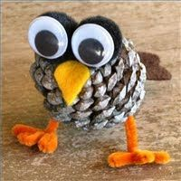 Animal Crafts for Fall Owl Crafts is part of Autumn crafts Owl - A collection of 12 adorable owl crafts for fall, including preschool crafts, paper crafts and pine cone crafts for kids Kids Crafts, Animal Crafts For Kids, Owl Crafts, Crafts To Do, Preschool Crafts, Arts And Crafts, Paper Crafts, Pinecone Crafts Kids, Fall Preschool
