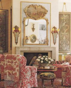 Montecito residence Penny Bianchi. Published Country French Decorating by Better Homes & Gardens Spring Summer 2006