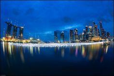A trip to Singapore