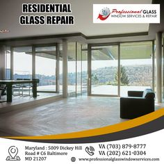 Call for most reliable residential glass repair and glass replacementservice, Professional Glass Window Services and Repair provide professional residential glass repair service at an affordable price.   #ResidentialGlassRepair #DCResidentialglassrepair #InsulatedGlassReplacement #BrokenGlassRepair #BrokenStormWindowRepair #BrokenWindowGlassRepair #glassrepair #glassreplacement #Washington #DC Window Repair, Broken Window, Falls Church, Glass Repair, Glass Replacement, Patio Doors, Shower Doors, Skylight, Sliding Doors