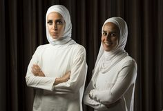 Muslim female athletes find sport so essential they compete while covered - The Washington Post