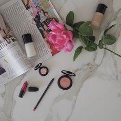 Spring Make-up update