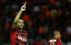Jurídico do Sport tenta liberar Diego Souza para o jogo contra a Chape
