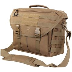 Covert Dispatch Tactical Shoulder Bag - Rothco