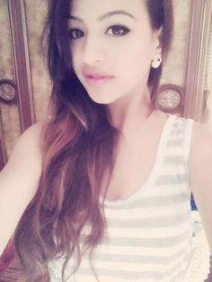 Actress Karishma Shrestha's Beautiful Selfie