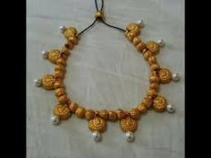 Image result for terracotta jewellery making molds