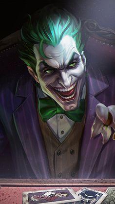 Daily update news, rumors, leaks and the best builds for Arena of Valor. Batman Joker Wallpaper, Batman Artwork, Joker Wallpapers, Batman Poster, Joker Comic, Joker Art, Comic Art, Joker Images, Joker Pics