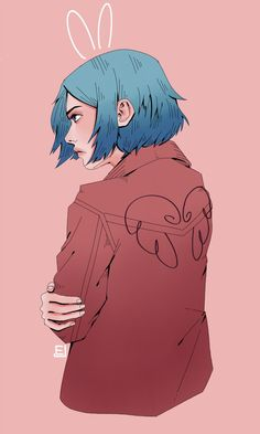 Tōkyō Gūru shared by SHU ♡ on We Heart It Life Is Strange Fanart, Life Is Strange 3, Character Art, Character Design, Anime Triste, Chloe Price, Scott Pilgrim, Fan Art, Coraline