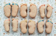 Macaron Feet and great tips for making perfect Macarons.