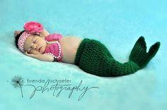 Baby mermaid!!!!