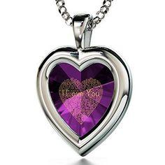 Womens Heart Pendant Gift Love 24k Gold Jewelry Christmas Valentines Birthday  #WomensHeartPendantGiftLove #Pendant