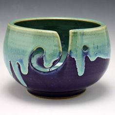Pawley Studios Yarn Bowl - Contemporary