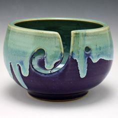 Pawley Studios Yarn Bowl - Contemporary