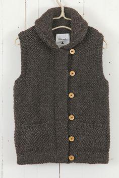 chibi button vest ++ niko and...