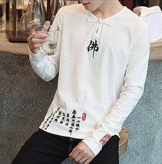 Bonsoir !  Très beau Pull pour vous méssieurs ! 😍  A bientôt l'équipe Japean, Japanese Fashion, Fashion Men, Pull, Graphic Sweatshirt, Urban, Sweatshirts, Sweaters, How To Wear, Urban Street Wear