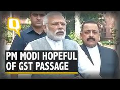 Daily News : The Quint: Ahead Of Budget Session 2.0, PM Modi Ex...