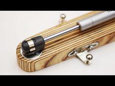 Folding Furniture, Bamboo Furniture, Diy Pallet Furniture, Intarsia Woodworking, Woodworking Hand Tools, Woodworking Shop, Diy Wood Projects, Wood Crafts, Sheet Metal Bender