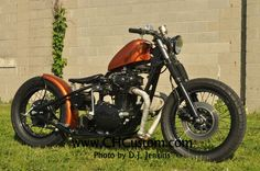 #motorcycle #bobber