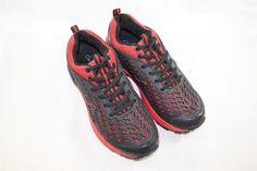 NEW Gravity Defyer FLEXNET Sneakers Running Black Red Shoes RETAIL $139 #GravityDefyer #RunningCrossTraining