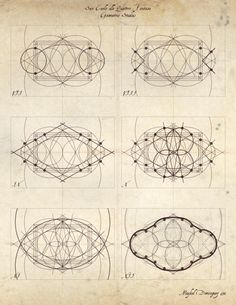 San Carlino geometric sequence - II of II