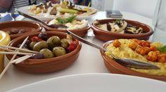 Fresh and lovely food Harissa, Mediterranean food, Newcastle upon Tyne