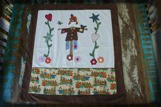 caminho de mesa  patchwork