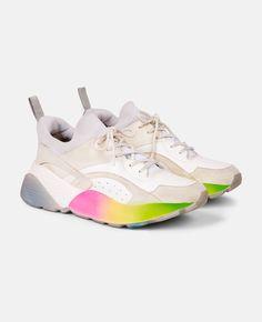 detailed look e0c7c d79eb  Eclypse Rainbow Sneakers - Stella Mccartney 